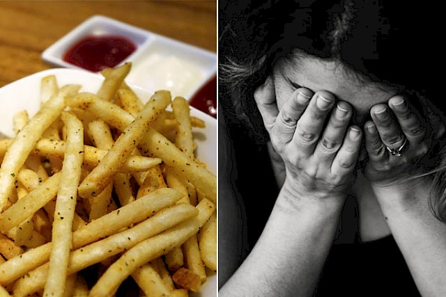 Depression linked to diet