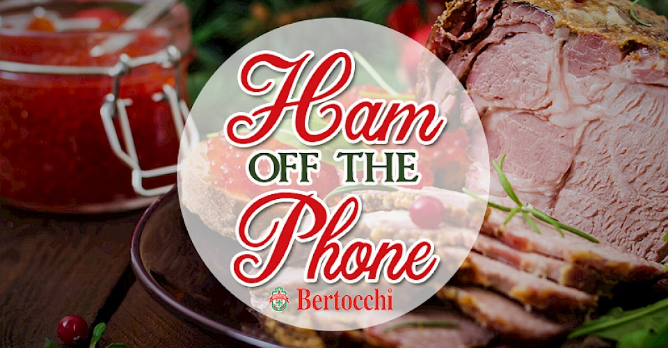 Ham Off The Phone